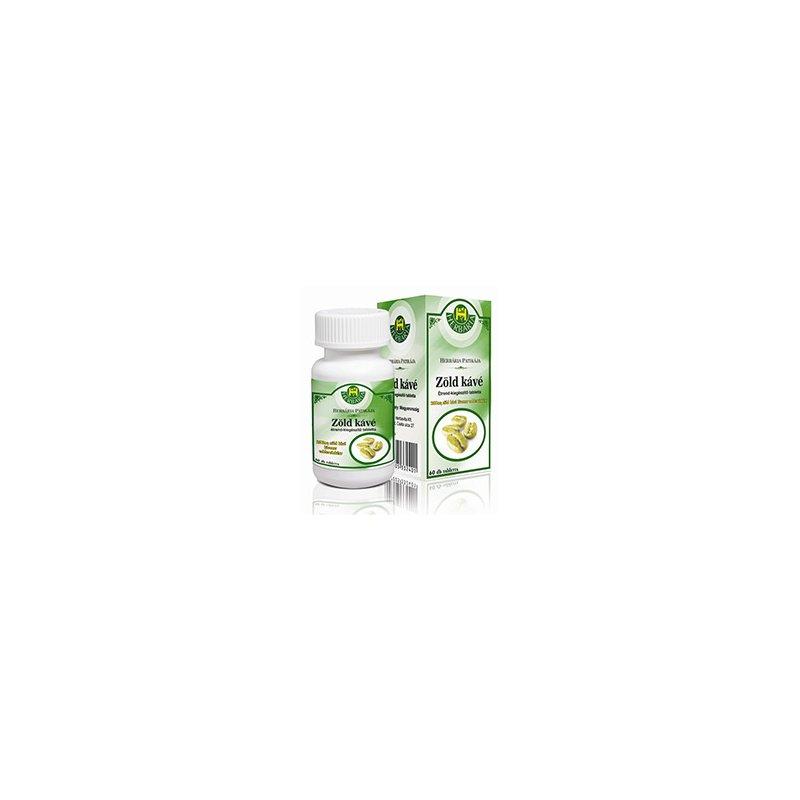 herbária zöld kávé tabletta hatékony fogyókúrás módszerek