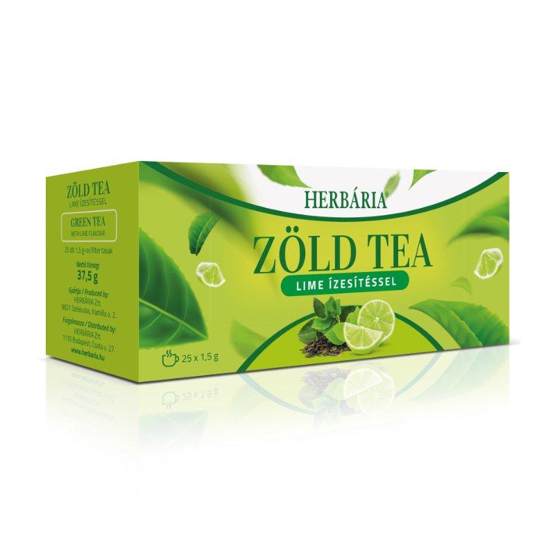 Herbária elhízás elleni filteres tea 20db