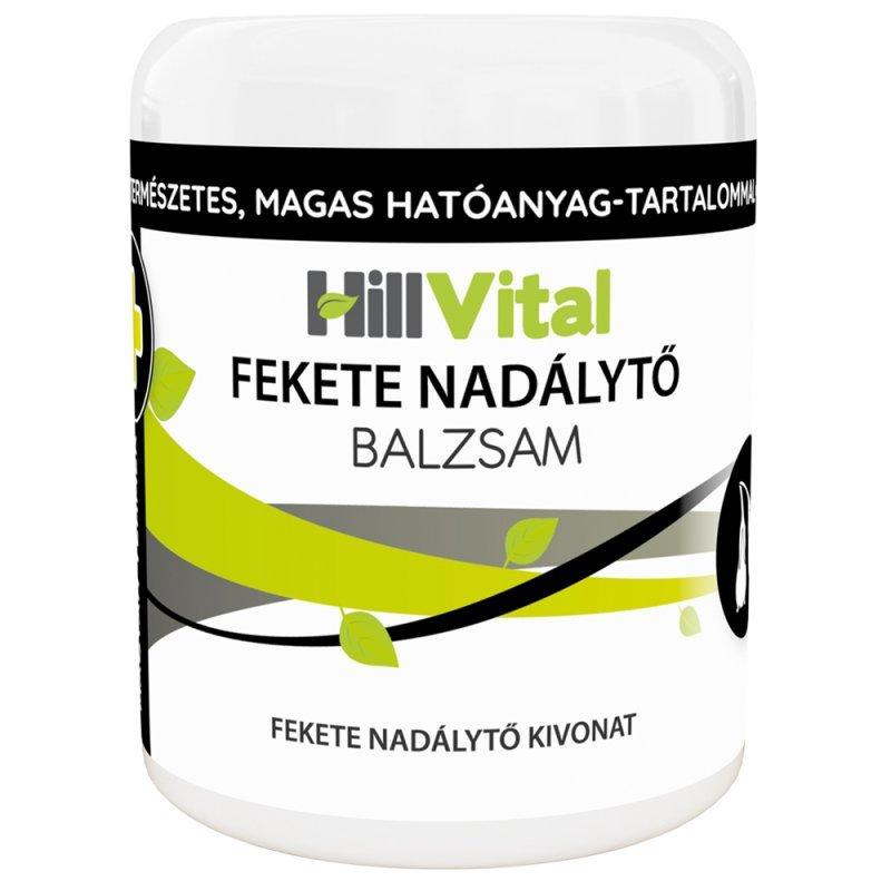 HillVital gyógynövényes termékek - Krémek - Balzsamok - Teák