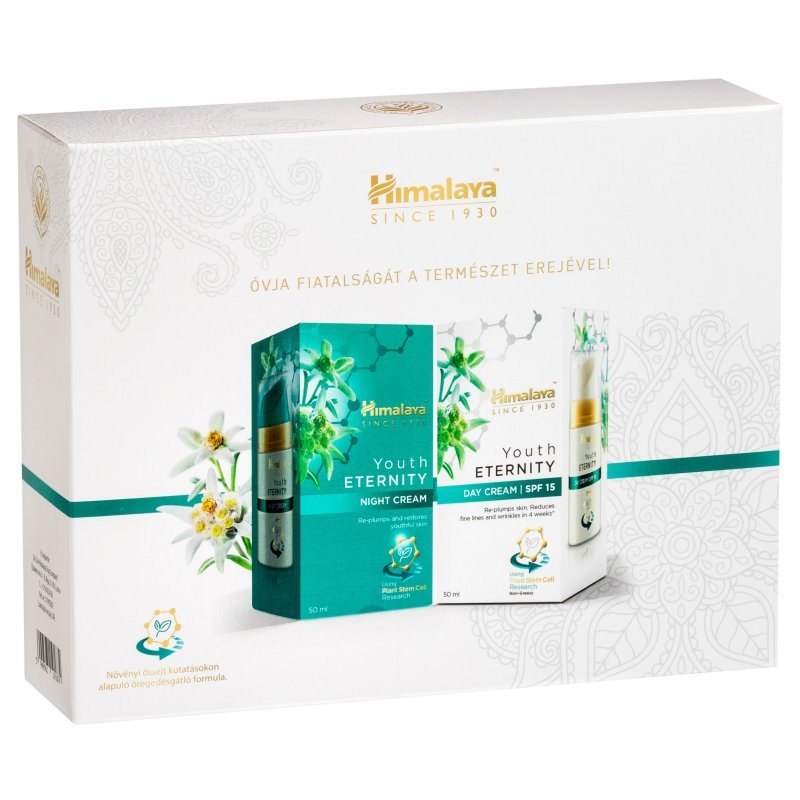 Himalaya Herbals Csomag öregedésgátló nappali+éjszakai..