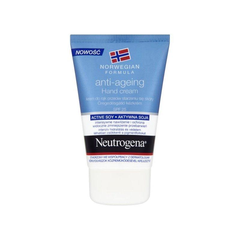 Neutrogena öregedésgátló kézkrém norvég formulával - 50ml..