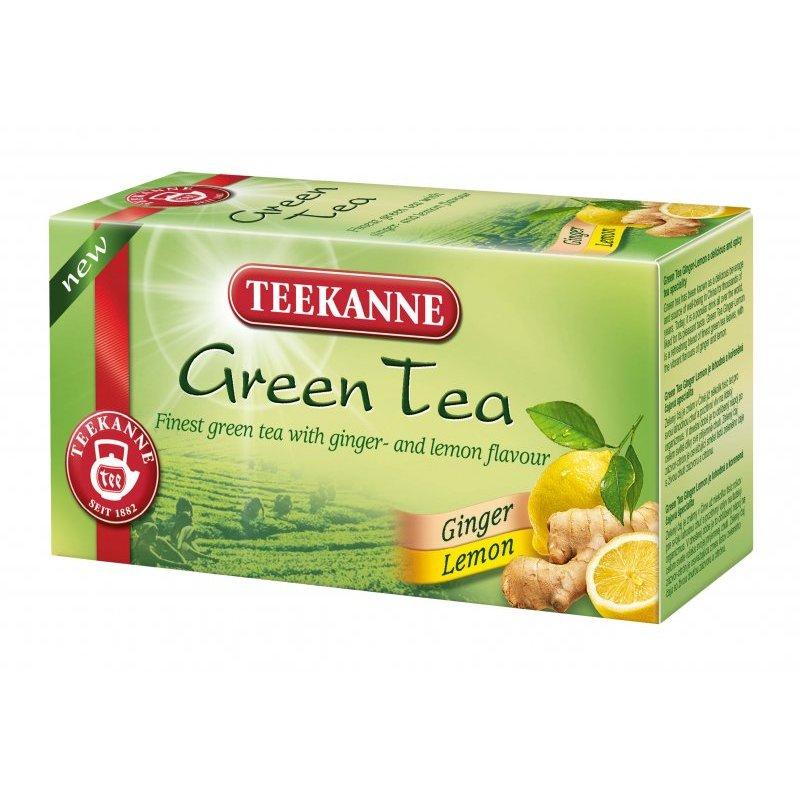 35c0d173b3 Teekanne zöld tea gyömbér-citrom tea - 20 filter: vásárlás ...