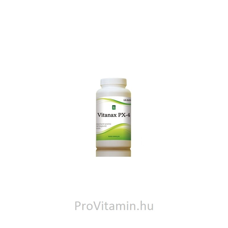 Vitanax PX4 S db kapszula