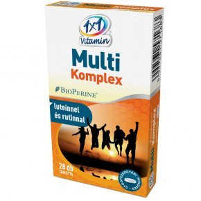 1x1 Vitaday Multi komplex BioPerinnel tabletta