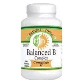 Natural Force Balanced B Complex  tabletta