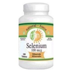 Natural Force Selenium tabletta