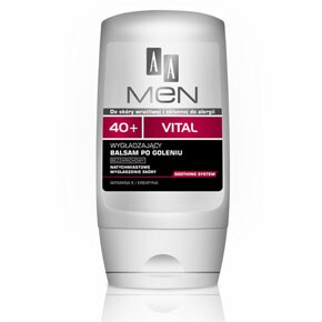 AA Men Vital 40+ after shave