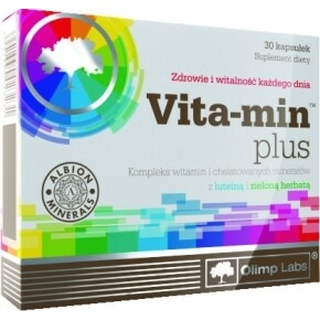 Olimp Labs Vita-min Plus kapszula