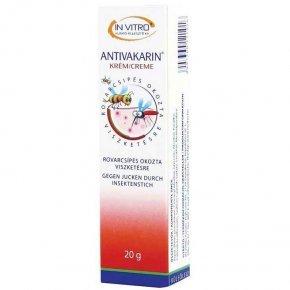 Antivakarin krém - 20g