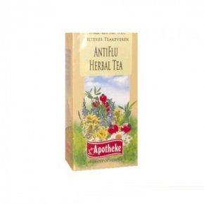 Apotheke antiflu herbal tea