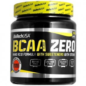 BioTech USA BCAA flash zero winter tea