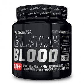 BioTech USA Black Blood CAF+ kékszőlő