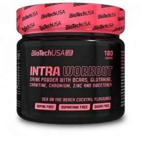 BioTech USA Intra Workout sex on the beach (for her)