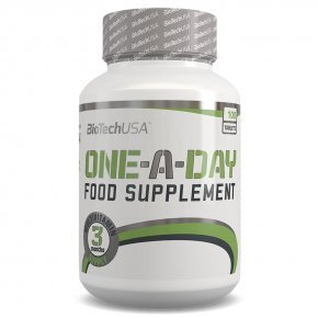 BioTech USA One-A-Day multivitamin tabletta
