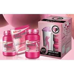 BioTech USA Pink Fit Easy Csomag