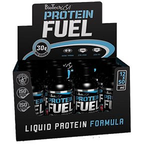 BioTech USA Protein fuel pink grapefruit ital