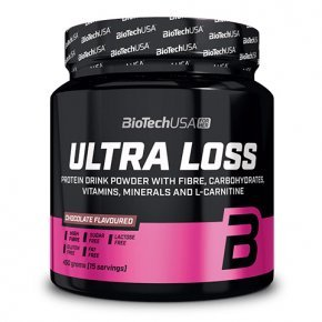 BioTech USA Ultra Loss vanília shake