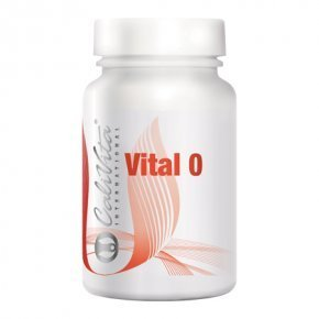CaliVita Vital 0 vércsoport multivitamin tabletta