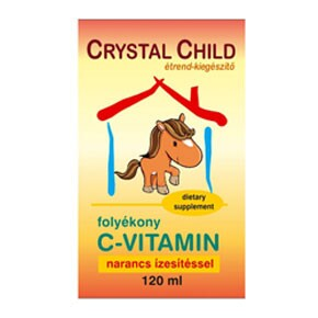 Vita Crystal Child C Vitamin