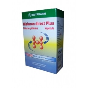 Dietpharm Hialuron direct plus tabletta