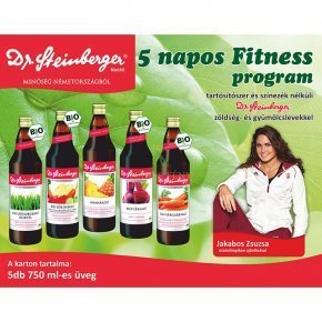 Dr. Steinberger 5 Napos Fitness program