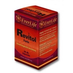 Everlife revitol forte kapszula