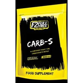 Full Force Carb-S (Supercarb Slow) Unflavored