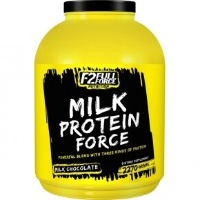 Full Force Milk Protein Force ananász-vanilia