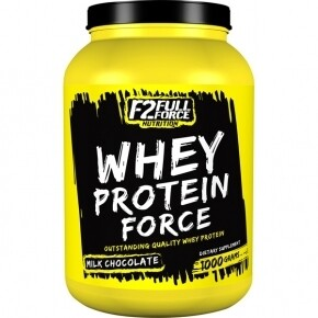 Full Force Whey Protein Force tejcsokoládé