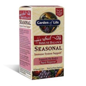 Garden of Life Herbal Immune Balance Seasonal tabletta