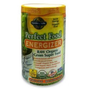 Garden of Life Perfect Food Raw Organic Energizer por