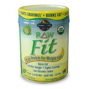 Garden of Life RAW Organic Fit por