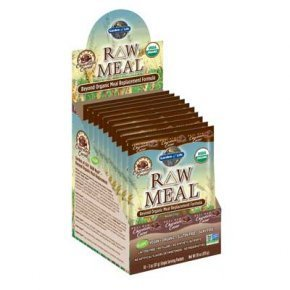 Garden of Life RAW Organic Meal Chocolate, 10 CNT Tray