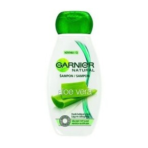 garnier natural aloe vera sampon 250 ml v s rl s hat anyagok le r s provitamin web ruh z. Black Bedroom Furniture Sets. Home Design Ideas