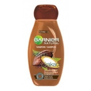 Garnier Natural kakaó sampon