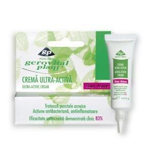 Gerovital Plant - Akné Stop ultra-aktív krém - 15 ml..