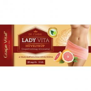 Grape Vital Lady Vita hüvelykúp