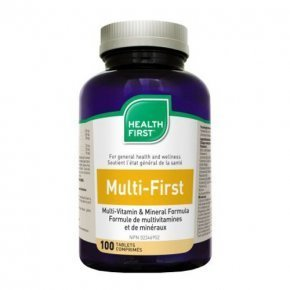 Health First Multi-First multivitamin