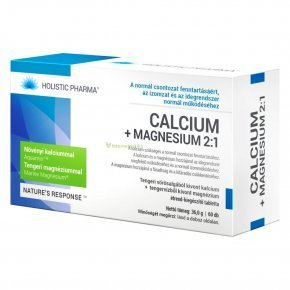 Holistic Pharma Calcium + Magnesium tabletta