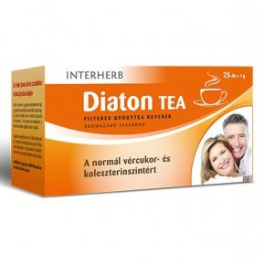 Interherb Diaton filteres tea