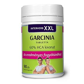 Interherb XXL Garcinia tabletta