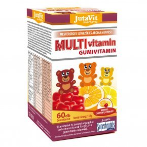 Jutavit Multivitamin Gumivitamin