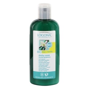 Logona Daily Care Sensitive Bio Aloe+Vanília testápoló