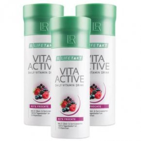 LR Health & Beauty Vita Aktív vitamin ital