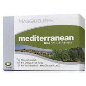Mediterrán diéta kapszula - 30 db: vásárlás, hatóanyagok..