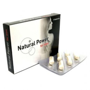 Natural Power for Men potencianövelő kapszula