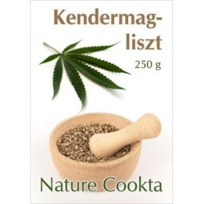 Nature Cookta Kendermagliszt
