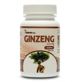 Netamin Ginzeng 250mg tabletta