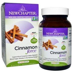 Cinnamonforce Liquid Caps kapszula - 60db