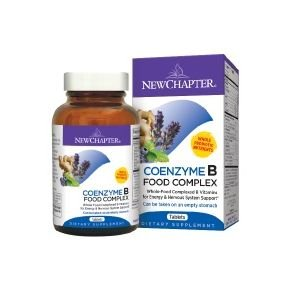 New Chapter Coenzyme B Food Complex tabletta